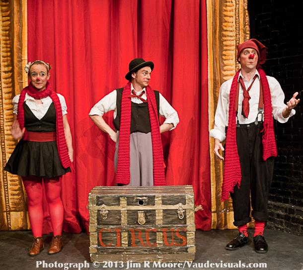 Joyka, Joska and Sergio - The Piccolini Trio