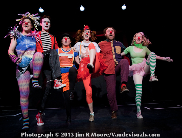 The Night Circus's Fool School Academy Players.