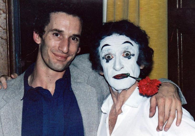 Gregg Goldston And Marcel Marceau