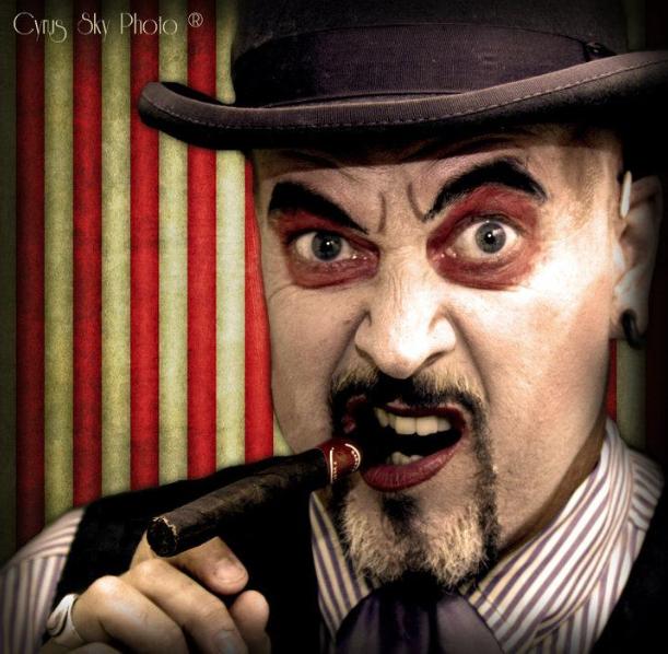Armitage Shanks - The Carny Preacher