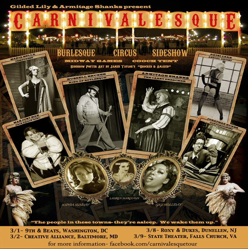 Carnivalesque Poster