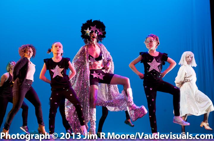 The Mob Dance @ Avant Garde Arama