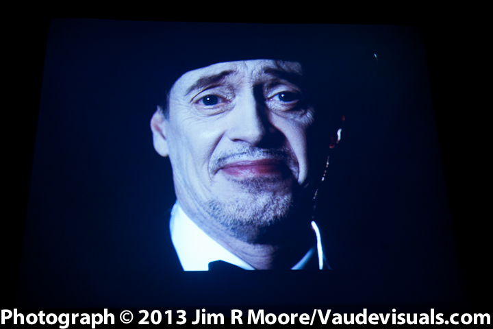 Steve Buscemi featured in Jo Andres film.