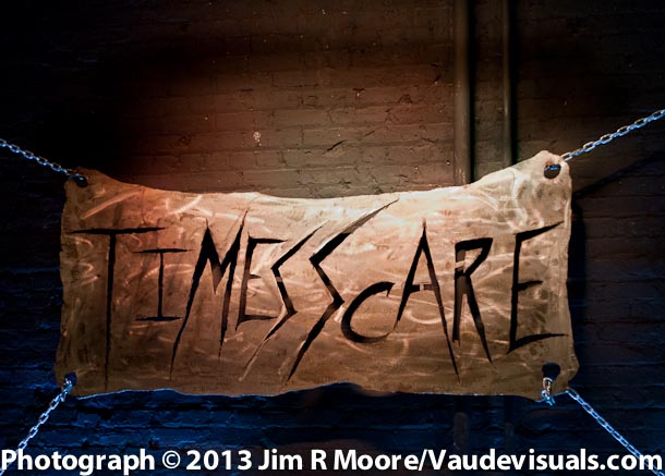 Times SCare Crypt Cafe