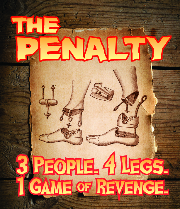Apothetae TheaterCo's production of The Penalty