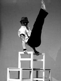 Ryan Shinji Murray - Brooklyn Acrobat