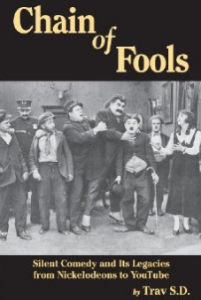 Chain of Fools - New Book by Trav S.D.