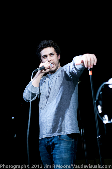 Christopher Gabriel Nunez at IRT Theatre