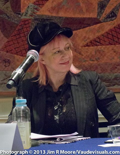 Suzi Winson of Circus Warehouse