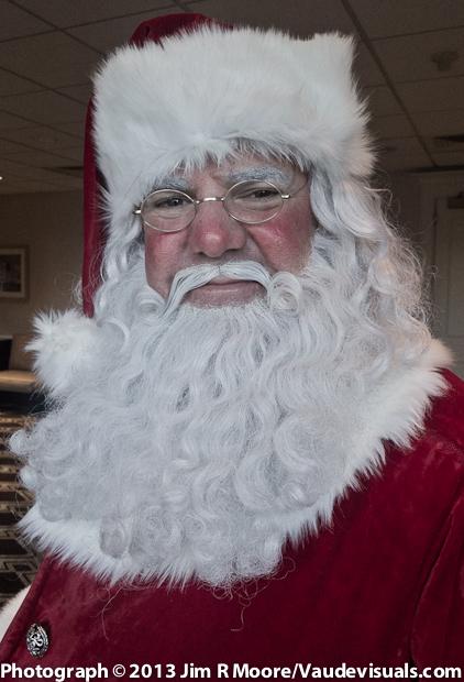Glen Heroy as Santa Claus
