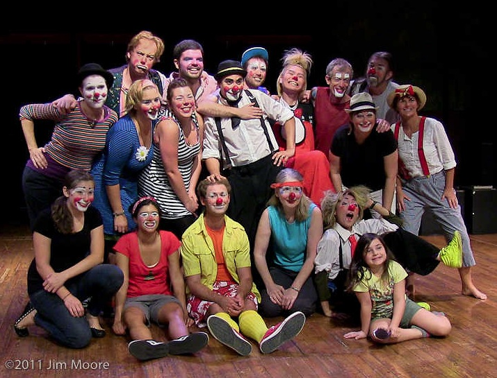 NY Goofs Workshop students in 2011
