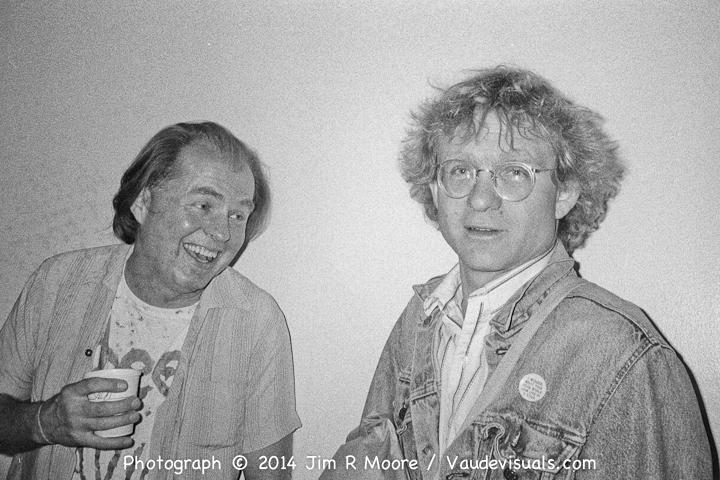 Tom Murrin and Jim Turner