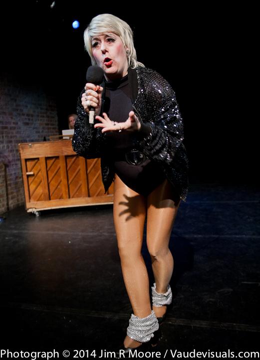 Deenie Nast performs at Clown Cabaret