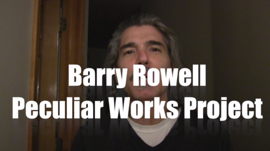 Vaudevisuals interview with Barry Rowell