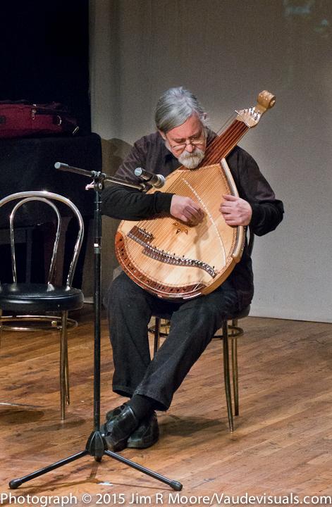 Julian Kytasty performs at LaMama