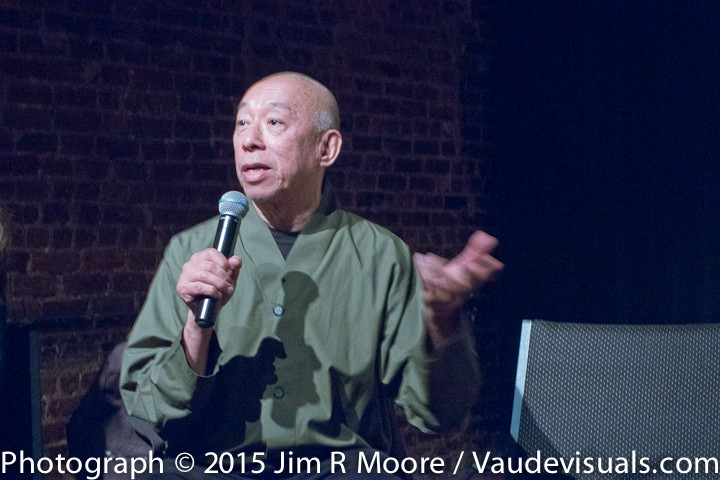 Ping Chong discusses his work.