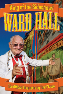 Ward Hall biography by Tim O'Brien