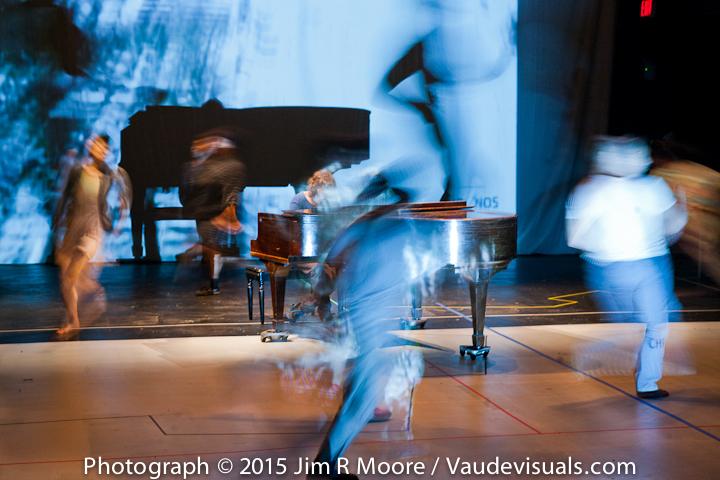Dane Terry plays piano.