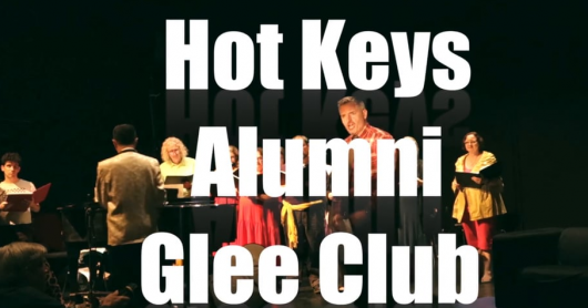 Hot Keys Alumni Glee Club @ The Kitchen