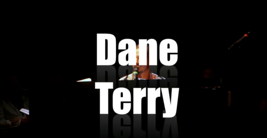 Dane Terry at The Kitchen