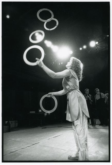 Finelli, Judy - Pickle Family Circus - c. 1982-83