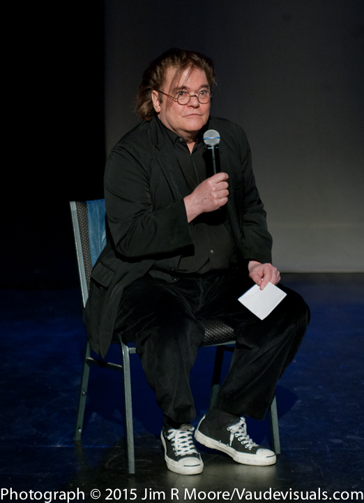 Roman Paska talks about his work and the 1970's and it;s influeinces.