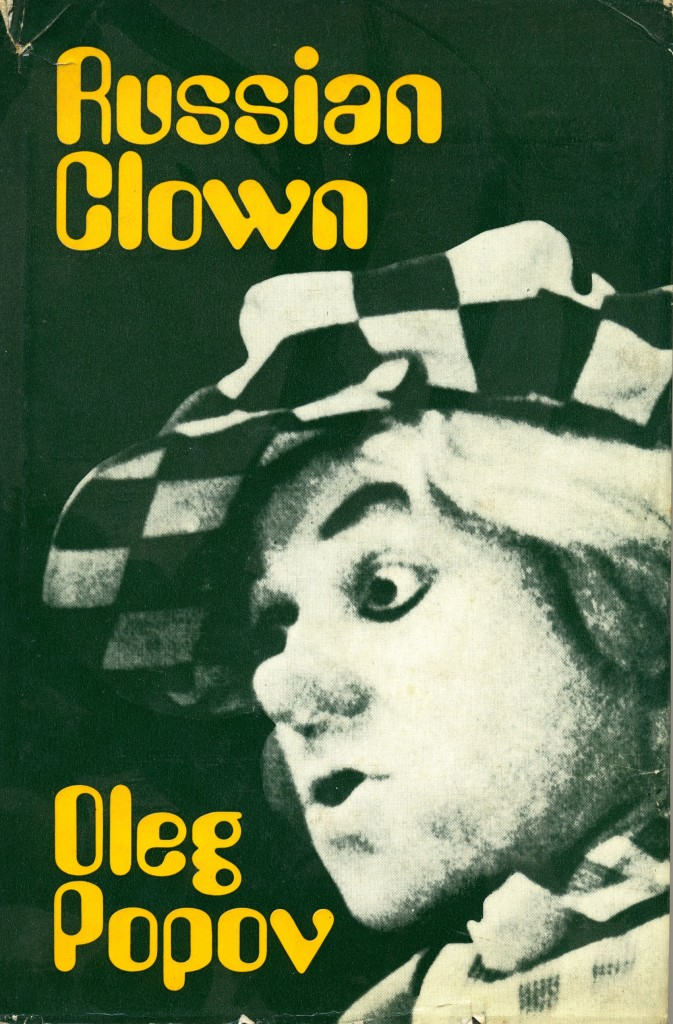 Oleg Popov - Russian Clown