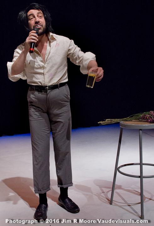 "Matt Roper performs ""Wilfredo""."