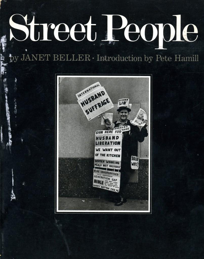 Street People by Janet Beller