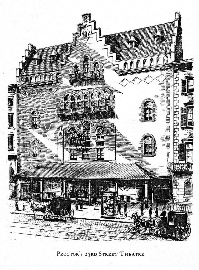Proctor's 23rd Street Theatre
