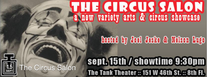 Circus Salon interview with Joel Jeske and Nelson Lugo
