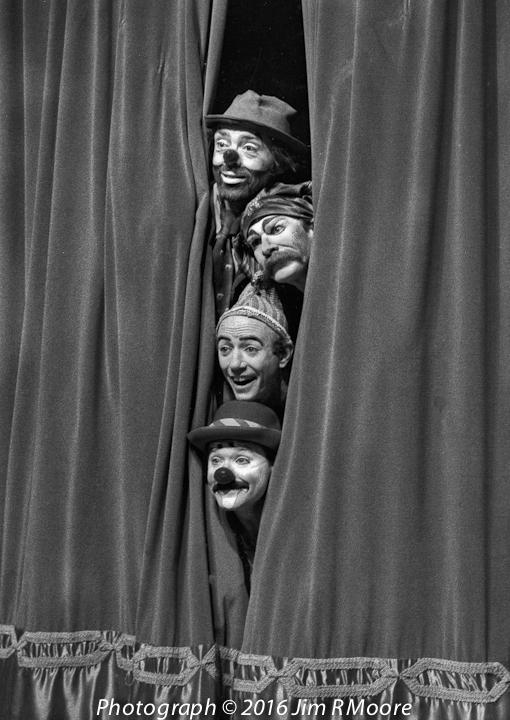 Big Apple Circus Clowns