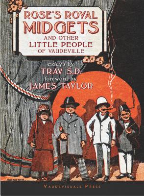 rose royal midgets - book cover